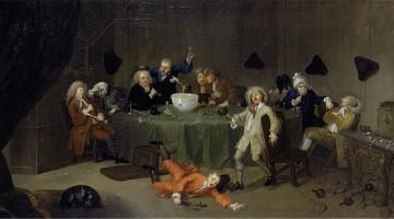 William_Hogarth_-_A_Midnight_Modern_Conversation