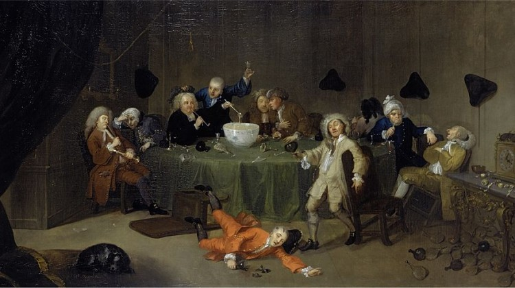 William_Hogarth_-_A_Midnight_Modern_Conversation