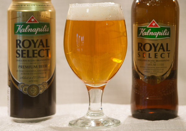 Kalnapilis Royal select
